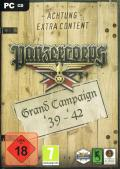 Panzer Corps: Grand Campaign '39-'42 Windows Front Cover