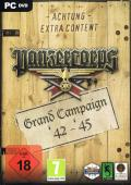 Panzer Corps: Grand Campaign '42-'45 Windows Front Cover
