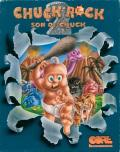 Chuck Rock II: Son of Chuck Amiga Front Cover