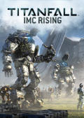 Titanfall: IMC Rising Windows Front Cover