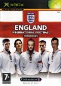 England International Football Xbox Front Cover