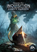 Dragon Age: Inquisition - Jaws of Hakkon Windows Front Cover