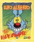 Lupo Alberto: The VideoGame Commodore 64 Front Cover