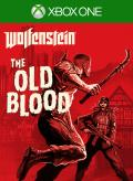 Wolfenstein: The Old Blood Xbox One Front Cover 1st version