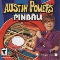 Austin Powers Pinball Windows Front Cover