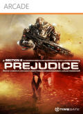 Section 8: Prejudice Xbox 360 Front Cover first version
