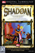Kingdom II: Shadoan DVD Player Front Cover