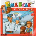 Tim & Bear at the Airport CD-i Front Cover