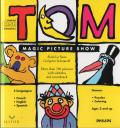 Tom: Magic Picture Show CD-i Front Cover