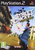 Street Cricket Champions PlayStation 2 Front Cover