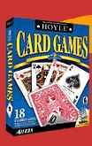 Hoyle Card Games Macintosh Front Cover