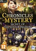 Chronicles of Mystery: Secret of the Lost Kingdom Windows Front Cover