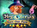 Magic Heroes: Save Our Park Macintosh Front Cover