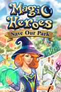 Magic Heroes: Save Our Park Windows Front Cover