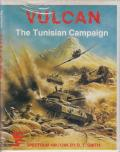 Vulcan: The Tunisian Campaign ZX Spectrum Front Cover