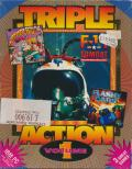 Triple Action: Volume 1 DOS Front Cover