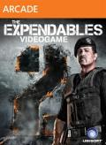 The Expendables 2 Videogame Xbox 360 Front Cover