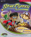 StarFlyers: Royal Jewel Rescue Macintosh Front Cover