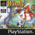 Winky the Little Bear PlayStation Front Cover