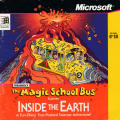 Scholastic's The Magic School Bus Explores Inside the Earth Windows Front Cover