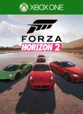 Forza Horizon 2: Pre-Order Car Pack Xbox One Front Cover