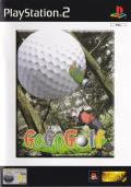 Go Go Golf PlayStation 2 Front Cover