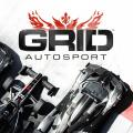 GRID: Autosport PlayStation 3 Front Cover