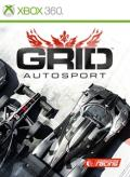 GRID: Autosport Xbox 360 Front Cover