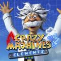 Crazy Machines: Elements PlayStation 3 Front Cover