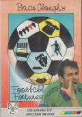 Brian Clough's Football Fortunes ZX Spectrum Front Cover