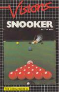 Snooker Commodore 64 Front Cover