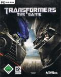 Transformers: The Game Windows Front Cover