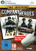 Company of Heroes: Gold - Limited Edition Windows Front Cover