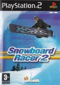 Snowboard Racer 2 PlayStation 2 Front Cover
