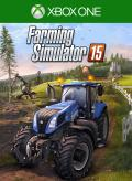 Farming Simulator 15 Xbox One Front Cover