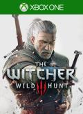 The Witcher 3: Wild Hunt Xbox One Front Cover 1st version