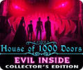 House of 1000 Doors: Evil Inside (Collector's Edition) Macintosh Front Cover
