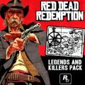 Red Dead Redemption: Legends and Killers Pack PlayStation 3 Front Cover