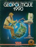 Geopolitique 1990 Commodore 64 Front Cover