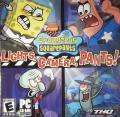 SpongeBob SquarePants: Lights, Camera, Pants! Windows Front Cover