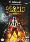 Spawn: Armageddon GameCube Front Cover