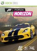 Forza Horizon: Honda Challenge Car Pack Xbox 360 Front Cover