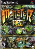Monster Lab PlayStation 2 Front Cover