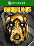 Borderlands: The Handsome Collection Xbox One Front Cover