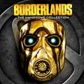 Borderlands: The Handsome Collection PlayStation 4 Front Cover