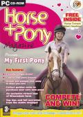 Horse + Pony Magazine: My First Pony Windows Front Cover