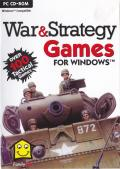 War & Strategy Games For Windows Windows Front Cover