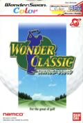Wonder Classic WonderSwan Color Front Cover