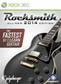 Rocksmith: All-new 2014 Edition - Remastered Xbox 360 Front Cover
