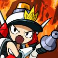 Mighty Switch Force!: Hose It Down! iPad Front Cover